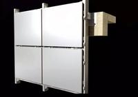 供应各种造型铝单板 铝天花板