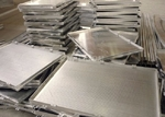 幕墙铝单板 氟碳铝单板 喷涂铝单板