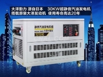 低噪音30kw汽油发电机哪里买