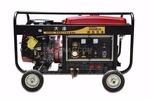 中频350a本田汽油发电电焊一体机
