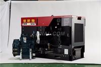 400A静音发电焊机,意欧鲍动力