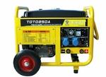300A開架柴油電焊一體機