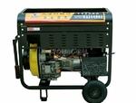无需接电焊接250A柴油发电电焊机