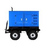 柴油發電500A柴油發電焊機工程用