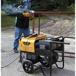 野外焊接350A柴油发电电焊机