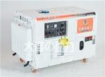 廣播車專用12kw靜音柴油發電機