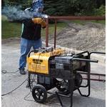 戶外沒電使用400a柴油電焊機報價