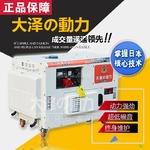 15千瓦柴油发电机功率
