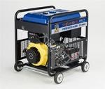 250A柴油發電電焊機日本原裝進口