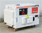 车载专用超静音柴油发电机12KW