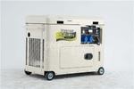 小型超静音5kw柴油发电机报价