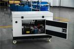 6kw云控制静音汽油发电机组