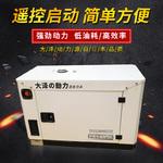 備用電源20kw水冷柴油發電機