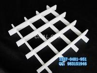 鋁型材旋轉門-木紋鋁條扣-鋁格柵