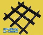 集成吊顶铝扣板品牌 定制铝天花 东莞铝格栅