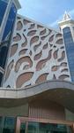 門頭磚石造型鏤空藝術鋁單板