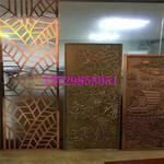 仿古铜铝板浮雕镂空花格艺术设计