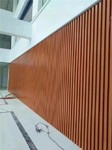 铝方通幕墙 造型铝方通定制厂家