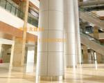 木纹 氟碳 粉末包柱铝单板厂家价格