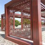 铝型材焊接铝格栅幕墙厂家定制
