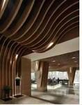 弧形造型铝方管-铝合金型材铝板