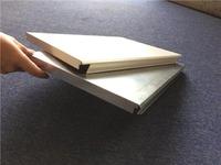 加油站防风条扣铝天花板安装方法