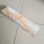 青花瓷纹四方型材铝方通铝方管