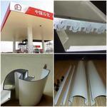 加油站立柱裝飾鋁圓角鋁型材供應商