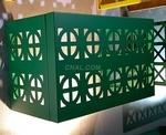 铝合金空调外机罩批发厂家供货价