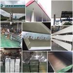 加油站防风铝扣板规格表面工艺