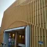 外墙用型材铝方通木纹四方管厂家