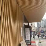 鋁方管幕墻 門頭廣告牌鋁方管