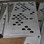 沖孔鋁板-沖孔鋁單板廠家定制
