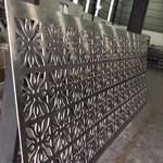 門頭鏤空鋁單板 沖孔鋁板