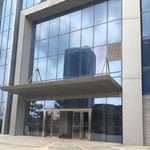 建築門頭雨棚氟碳鋁單板