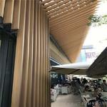 型材铝方通-木纹铝型材定制厂家