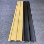 铝制长城板 木色铝合金长城板