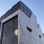 戶外鋁板幕墻 電梯井鋁單板