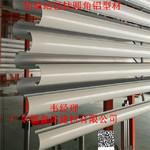 加油站包柱R60弧形鋁圓角型材廠家