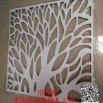 招牌雕花铝单板-氟碳镂空铝板厂家