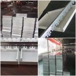 加气站顶棚铝单板 氟碳铝板招牌