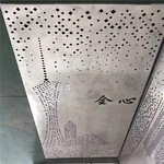 衝孔鋁單板背景�� 圖形衝孔鋁板