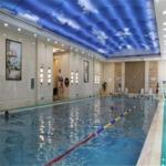 游泳池天花3DUV喷绘铝单板厂家