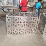 鋁合金空調外機罩德普龍廠家