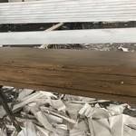 餐廳鋁型材格柵隔斷