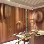 木紋異形鋁方通