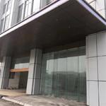 建筑外墙佛碳铝板-雨棚吊顶铝单板