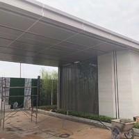 學校圖書館翻新外�椈T單板