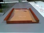 木纹铝单板 标牌铝板
