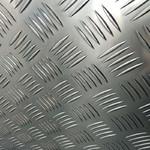 2mm五條筋花紋鋁板